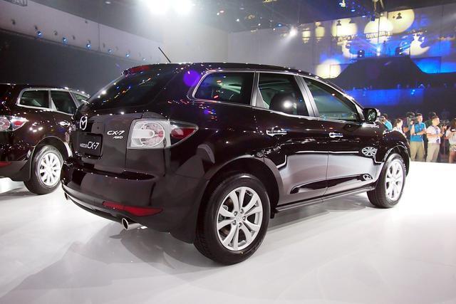 国产马自达CX-7上市 售价19.98-27.38万元