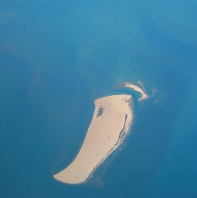 中国正在消失的两个岛 一个面积小了一半 一个人口越来越少