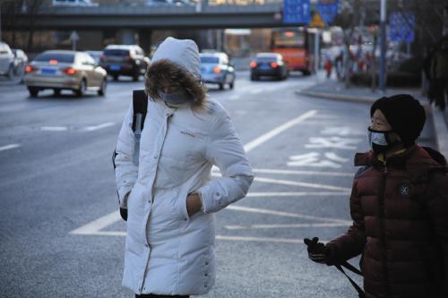 大连昨日最低气温-13.6℃!市民:感觉比哈尔滨还冷