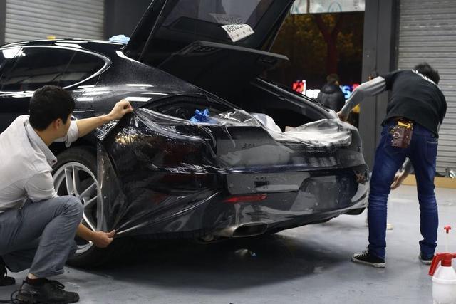 隐形车衣除能保护漆面 功能居然这么强大