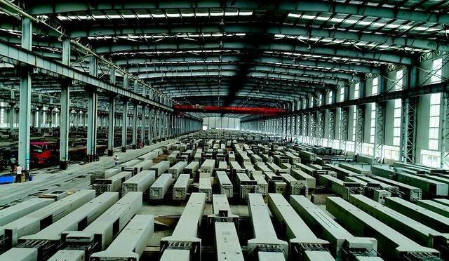 德睿盛兴生产车间获首批国家装配式建筑产业基地称号之一.