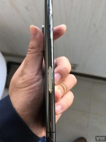 """恼人!iPhone X陷""""掉漆门"""":刚用半个月不忍直视"""