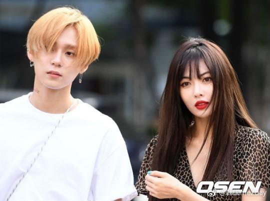 韩国偶像谈恋爱被公司开除 泫雅与男友恋爱的代价有点大