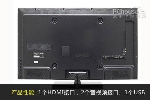 品牌 海信 产品 海信led42k200电视 屏幕比例 16:9