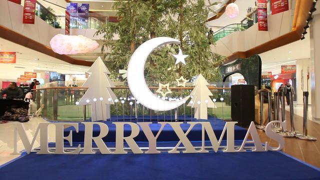 沈阳印象城迎来开业首个圣诞季 不同业态折扣大力度放送