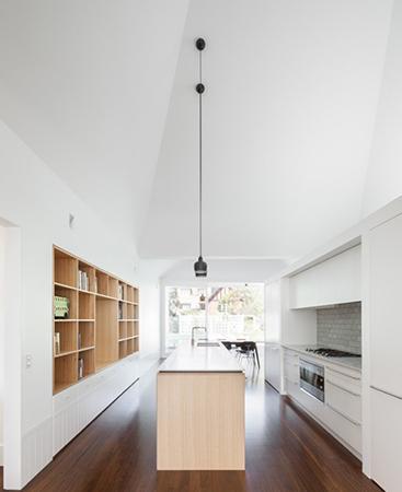 造就创意新空间 极致简约老房大改造