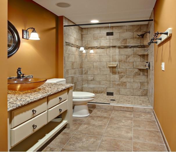 卫生间怎么装修高大上?多种风格总有一款适合你