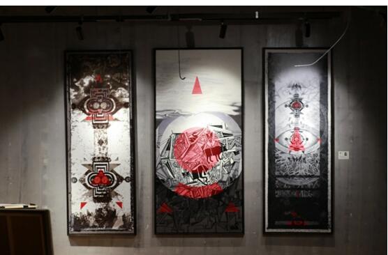 卓展2017国际生活节——《格·物》未来生活联合实验室艺术展盛大启幕