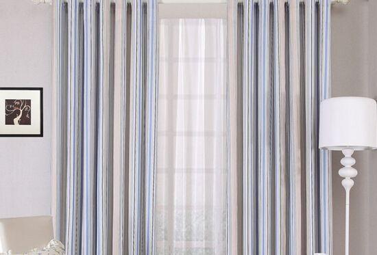 谁说降温必须靠空调窗帘选对也能很清凉