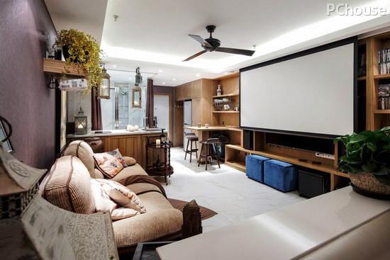 将空间利用到底 极致改造小户型家