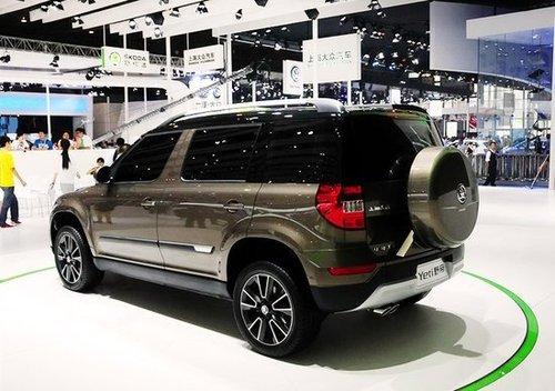 将上市合资紧凑级SUV前瞻 城市SUV新主力