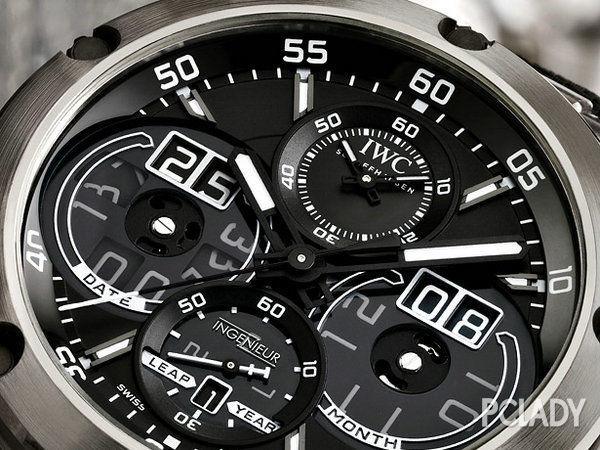 手表表壳的另类材质 你了解多少?