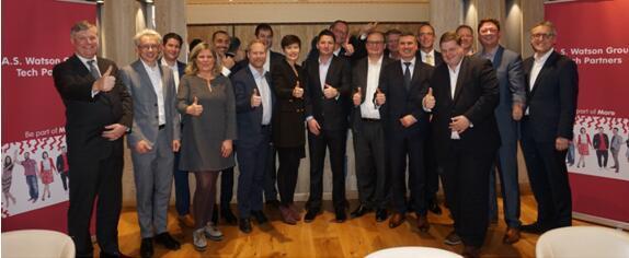 屈臣氏集团推出科技合作伙伴计划加快数字化转型