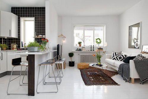 42款绝色小户型客厅 2014客厅装修精选