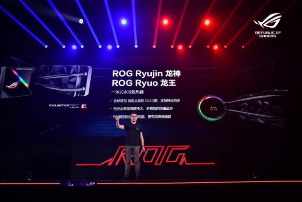 2018  ROG信仰盛会   竞力势放