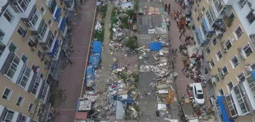 吉柴小区别墅18个平房、1300平米违建被拆除中粮纯苏州宿舍本源图片