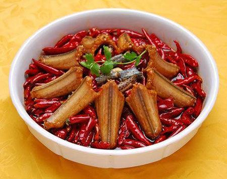 世界上最辣的10道美食 中国3道菜上榜