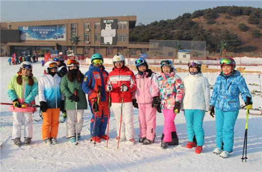沈阳国际市民越野滑雪公开赛在怪坡圆满举办
