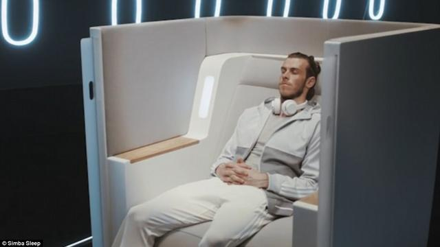 头等舱算啥 这个飞机座位跟家里的床一样舒服