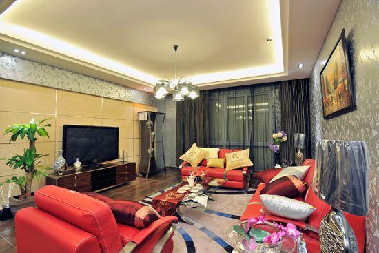 110平公寓完美混搭多种家居风格
