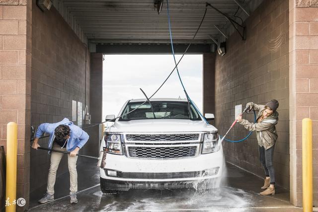 这5个洗车的正确方法 大部分司机不知道