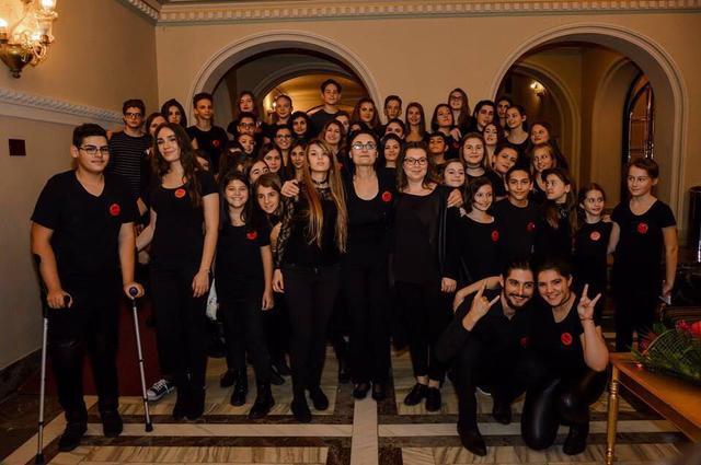 布加勒斯特国家歌剧院合唱团音乐会7月来沈
