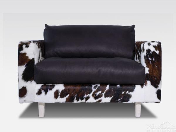 单品推荐 产品:皮毛沙发 品牌:baxter 价格:价洽店内图片