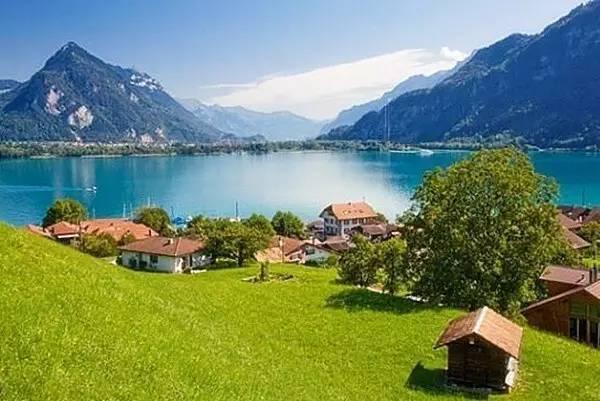 世界上最美的50个小镇 我愿和你在此度过余生