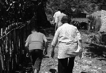 老人千里之外来辽寻亲 找回失联70年亲人
