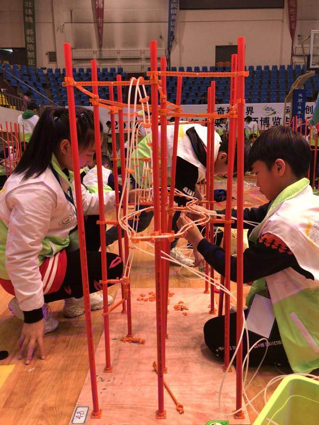 2018全国青少年未来工程师博览与竞赛沈阳赛暨全国选拔赛今日举行