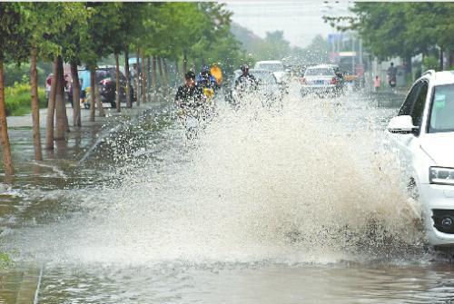 辽宁今起气温回升 明日省内多地有降雨