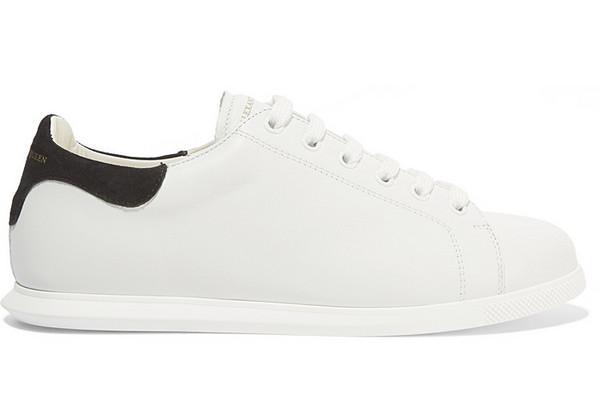 alexander mcqueen 白球鞋 参考价格 3,405cny