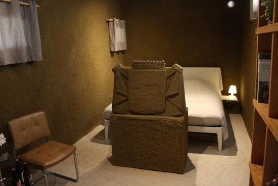 这间用沙子建造的旅馆 你有勇气住吗?3