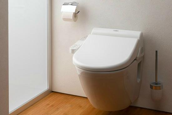 达人精选壁挂马桶 厕所duang得干干净净