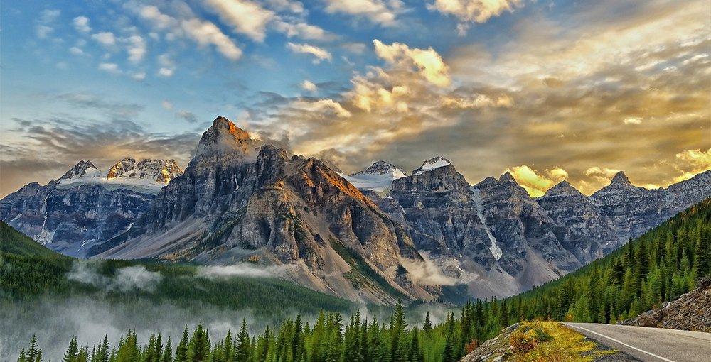 最美加拿大 让你不忍离开的20个地方