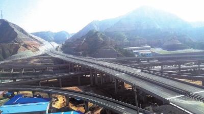 好消息!辽阳北环路工程竣工通车