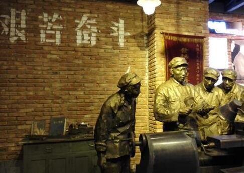 【中国梦・大国工匠】沈阳建劳模纪念馆弘扬劳模精神