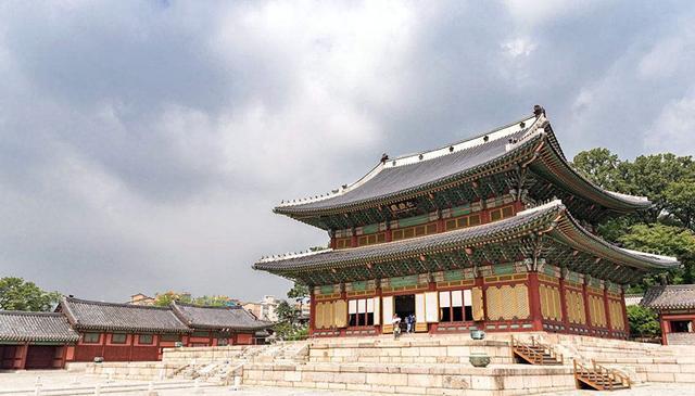 韩国现存规模最大最完整的古群建筑 你知道几个