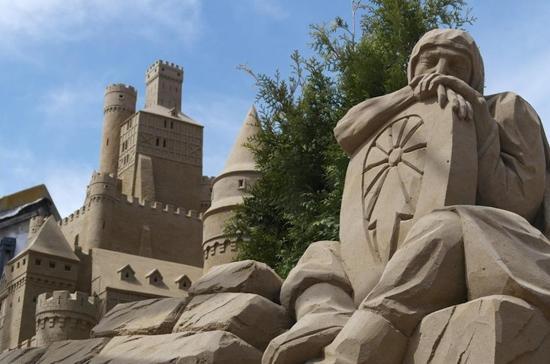 这间用沙子建造的旅馆 你有勇气住吗?1