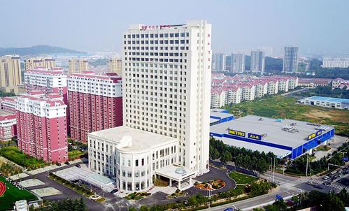 """青岛滨海学院25周年踏出民办教育""""滨海之路"""""""