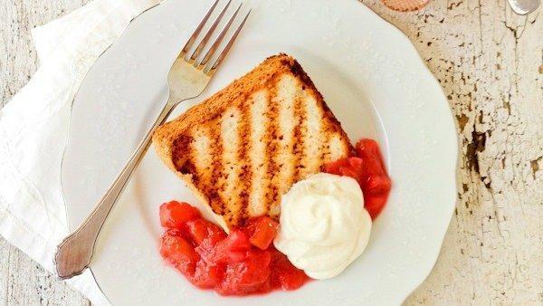 桃子也能烤着吃 不同寻常的烧烤美食