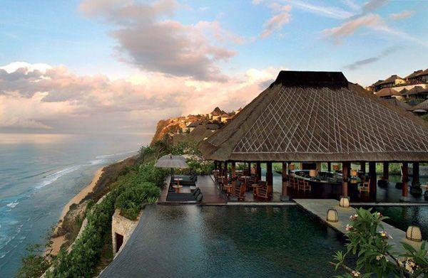 巴厘岛宝格丽度假村酒店(bulgari hotels and resorts)概貌