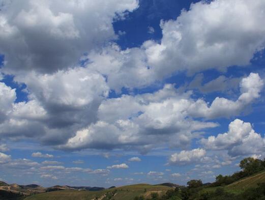 大连本周多云天开局 气温回落