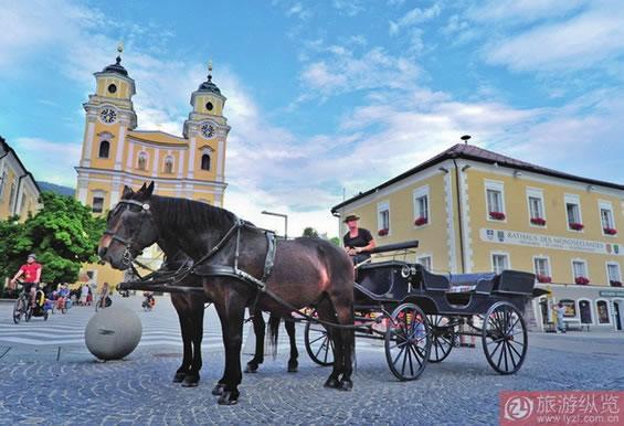 萨尔斯卡默古特湖区 奥地利最骄傲度假区