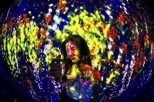 嘉里城沉浸式光影互动艺术展空降沈阳 1230张门票限时抢