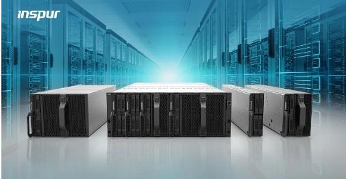 浪潮i48和NF5486M5入选美国CRN 十大企业级服务器