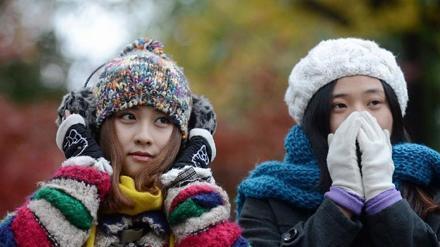 辽宁本周开启冰冻模式 多地最低温降至-17℃
