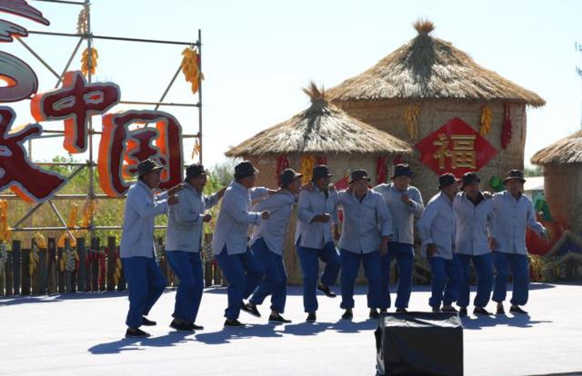 丰收中国 幸福盘锦:首届中国盘锦丰收节拉开狂欢帷幕