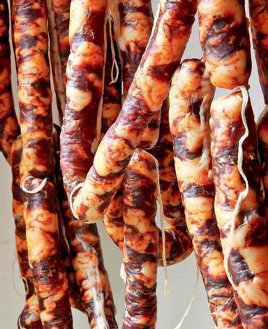 全世界各种美味香肠 保证让你口水直流