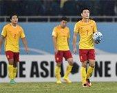 世界杯预选赛中国队客场不敌乌兹别克斯坦队